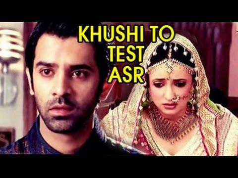 Khushi TESTS Arnav's LOVE in Iss Pyaar Ko Kya Naam Doon 26th September 2012
