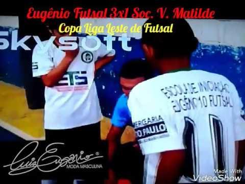 Copa Liga Leste de Futsal Menores - Sub 10 (Eugênio x Soc. Unidos Vila Matilde