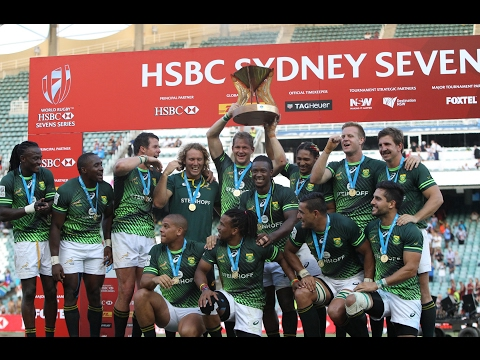 South Africa win big at the Sydney Sevens!