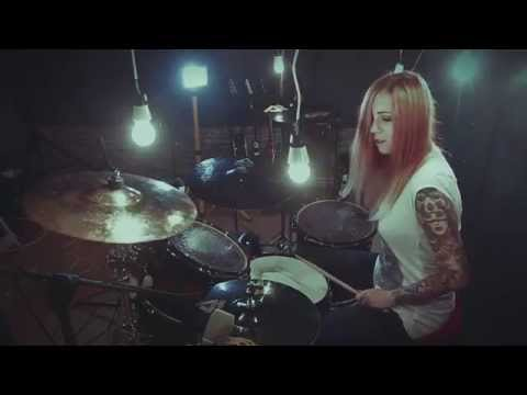 Underoath - Illuminator (Drum cover) - Veve Wolf