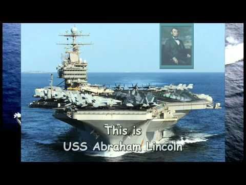 The NIMITZ Class of Nuclear Powered Aircraft Carriers.
