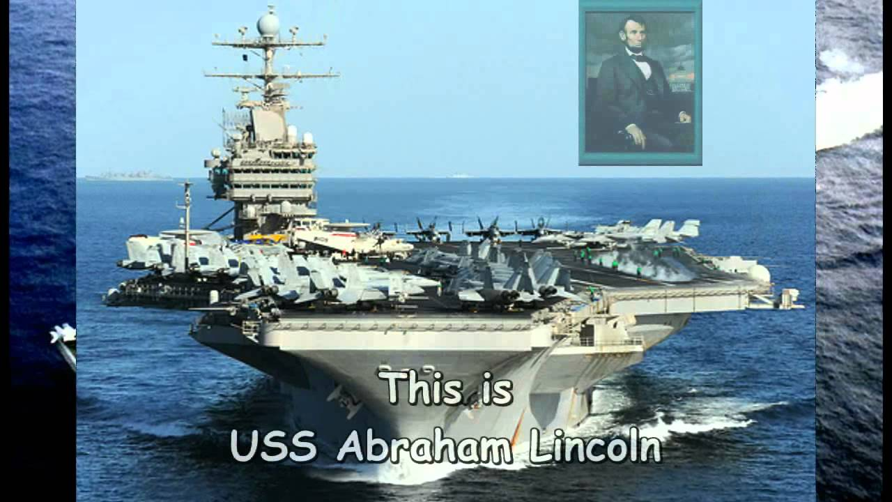 The Nimitz Class Of Nuclear Powered Aircraft Carriers