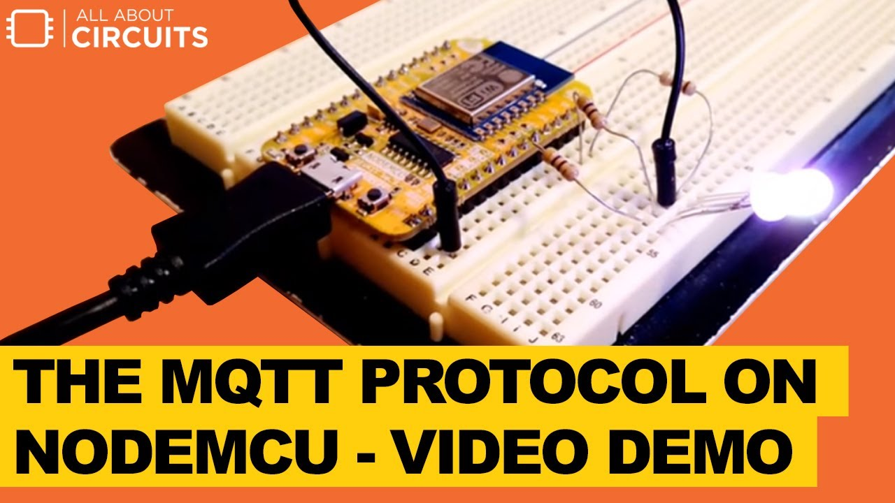 Introduction to the MQTT Protocol on NodeMCU