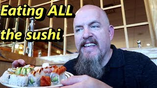 Download CUTOFF at All You Can Eat (AYCE) Sushi Restaurant - NO SUSHI FOR YOU!!! Mp3 and Videos