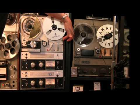 Roberts, Califone, Rheem, Aki Tape Recorder History & Demos By Phantom Productions, Inc.