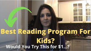 Head Start Reading Review for Kids - Try for 3 Days Only $1