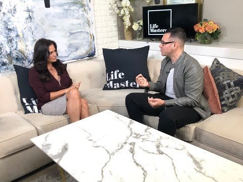 Life Masters TV hosted by Tanya Memme -  interview with Jason Goldberg