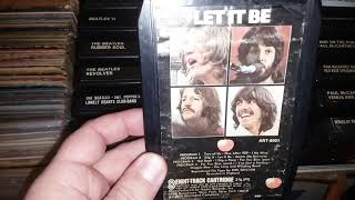 The Beatles and Solo - 8 Track Tapes Collection