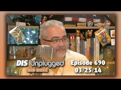 DIS Unplugged - News - 03/25/14