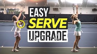 Easy Serve UPGRADE (for power & spin)