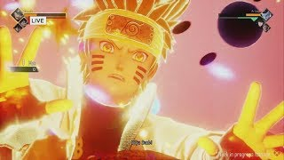 JUMP FORCE Gameplay 12+ Minutes, Producer Interview E3 2018 (Naruto x Dragon Ball x One Piece Game)