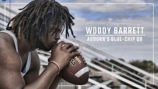Meet Woody Barrett: Auburn's talented freshman QB