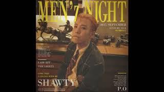 [Audio/DL] P.O (피오) - MEN'z NIGHT