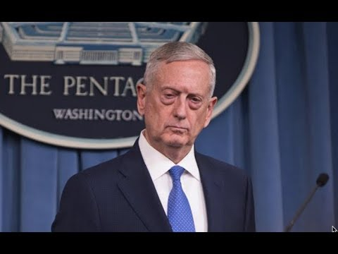 🚨Defense Secretary Jim Mattis URGENT Speech on Alliances and Partnerships