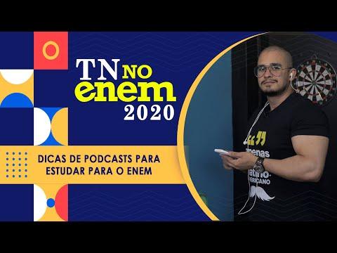 Dicas de podcasts para estudar para o ENEM