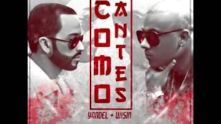 Wisin y Yandel estrenan Como Antes, Descargar aqui