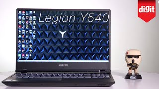 Lenovo Legion Y540 Gaming Laptop Review
