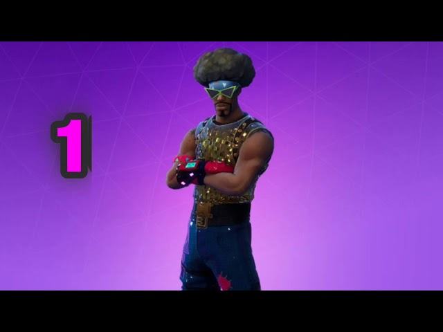 Top 15 Most Tryhard Skins in Fortnite!