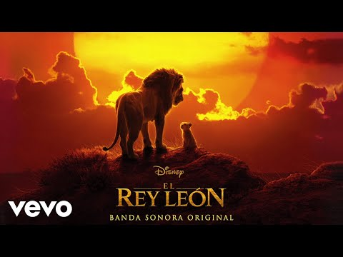 "Yo Quisiera Ya Ser un Rey From ""El Rey León"" Only"