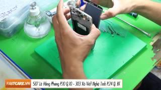 Hướng dẫn thay mặt kính lg g3 hàn quốc f400 chi tiết