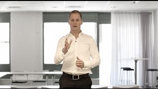 Pontuz Löfgren presenterar senaste statistiken från Mäklarstatistik.se