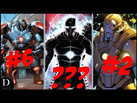 What is Iron Mans Most Powerful Suit of Armor?