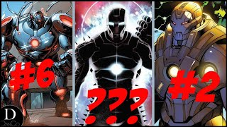 What is Iron Man's Most Powerful Suit of Armor?