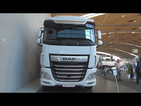 DAF XF 480 FT SC Tractor Truck (2018) Exterior and Interior
