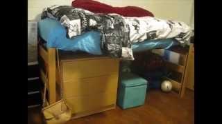 Dorm Room in Guinn Hall