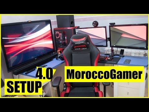 Morocco Gamer Setup 4.0 !