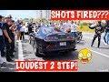 Gambar cover RIDICULOUS SUPRA LOUD 2 STEP ANTI-LAG Shuts Down the Street! BLACK WIDOW SUPRA