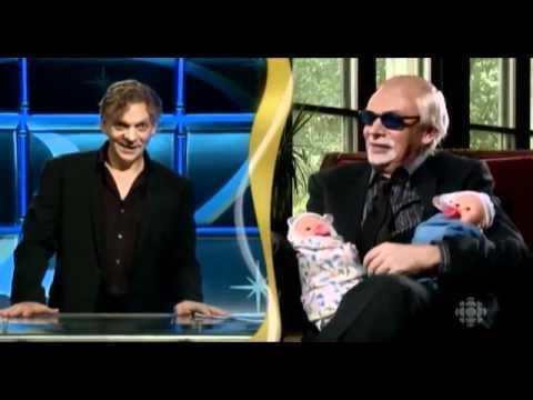 3600 Secondes d'extase   Marc Labrèche interroge René Angelil sur l'accouchement de Céline S4E08 28 Oct 2010