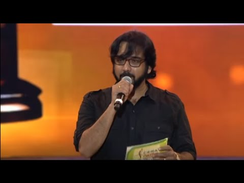 Vanitha Film Awards 2015 Part 5 | Farhan Fazil is the Best New comer Actor | Mazhavil Manorama
