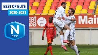 Le Best of buts de la saison 2020-2021 I National FFF 2021