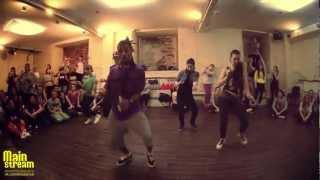Dancehall Weekend 27/01/13   Lil Jazz, Andrey Boyko, Marina Ojo   MAINSTREAM