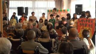 6/14 歌手クミコさんと慰問コンサート
