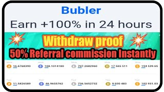 Bubler.cc New Double Bitcoin Site_Live Deposit & Payment proof Double Profit in 24 hours Doublr