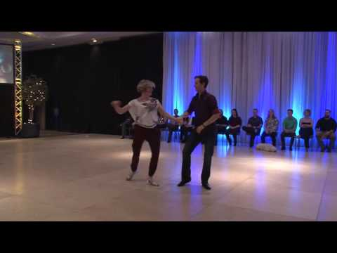 Spotlight Dance Celebration 2015-2016 All Star Pro Strictly Swing - Todd Coulthard & Maria Ford