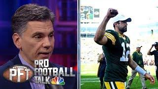 PFT Draft Biggest Sunday statements from Week 7  Pro Football Talk  NBC Sports
