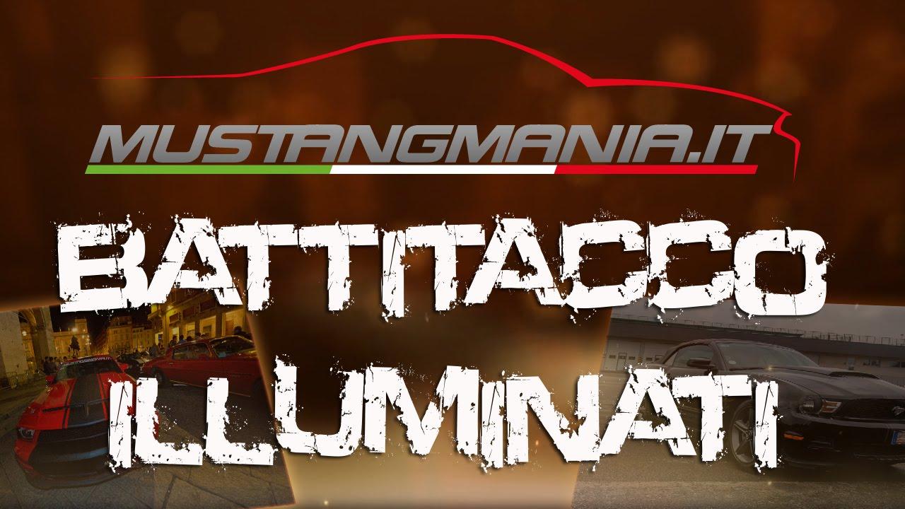 Mustangmania installazione battitacco illuminati youtube