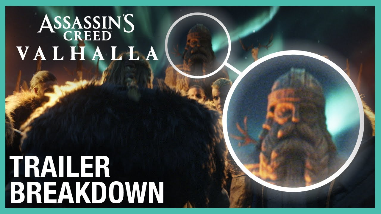 Assassin S Creed Valhalla The History Behind The Viking Legend