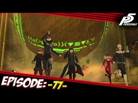 Persona 5 Playthrough Ep 77: Balls To The Wall (Binary Passage)