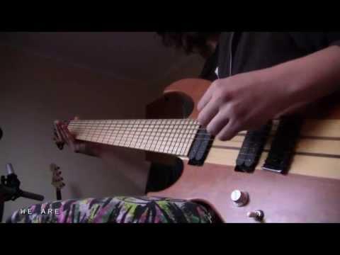 The Acacia Strain - Bay Of Pigs cover [instrumental + lyrics]