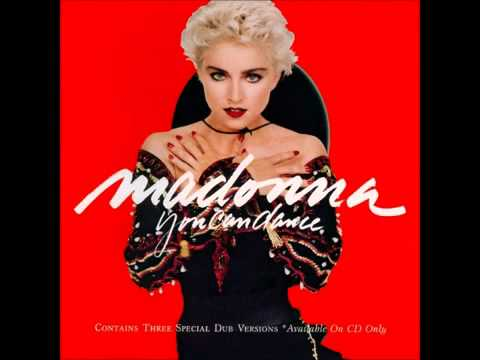 Madonna - You Can Dance [Full Album]