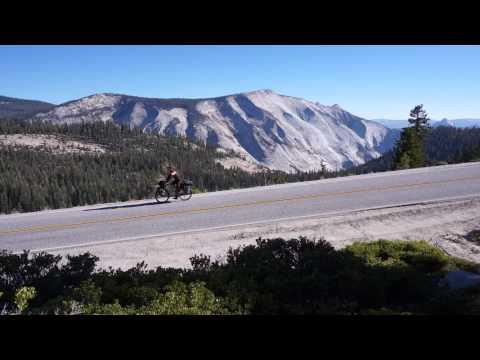 Bicycle Touring - Alberta to Arizona - 2014
