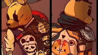 Speedpaint - THE VETERANS (FNAF)