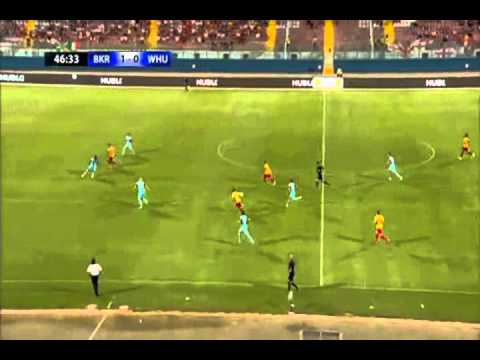Europa League - FC Birkirkara (MTA) vs West Ham United (ENG) 24/07/2015 Full Match