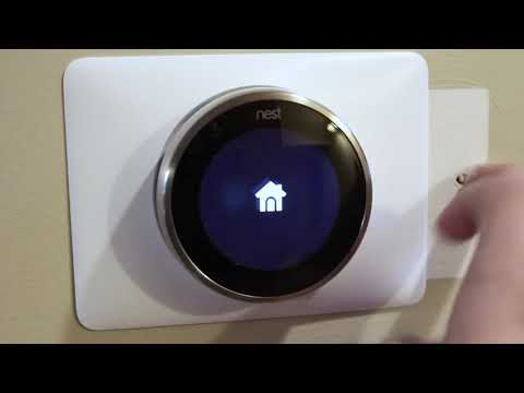 3rd Generation Nest Learning Thermostat: Unboxing, Installation, and Review!