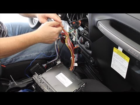 jeep wrangler bluetooth installation youtube. Black Bedroom Furniture Sets. Home Design Ideas