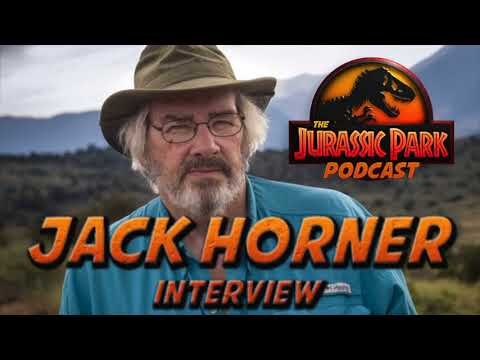 Jack Horner Interview at Frontier Expo 2017!